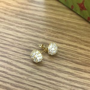 Jewelry - Sterling silver cz earring